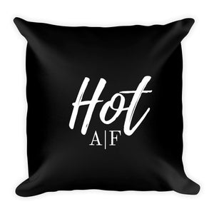 Hot A|F black cushion
