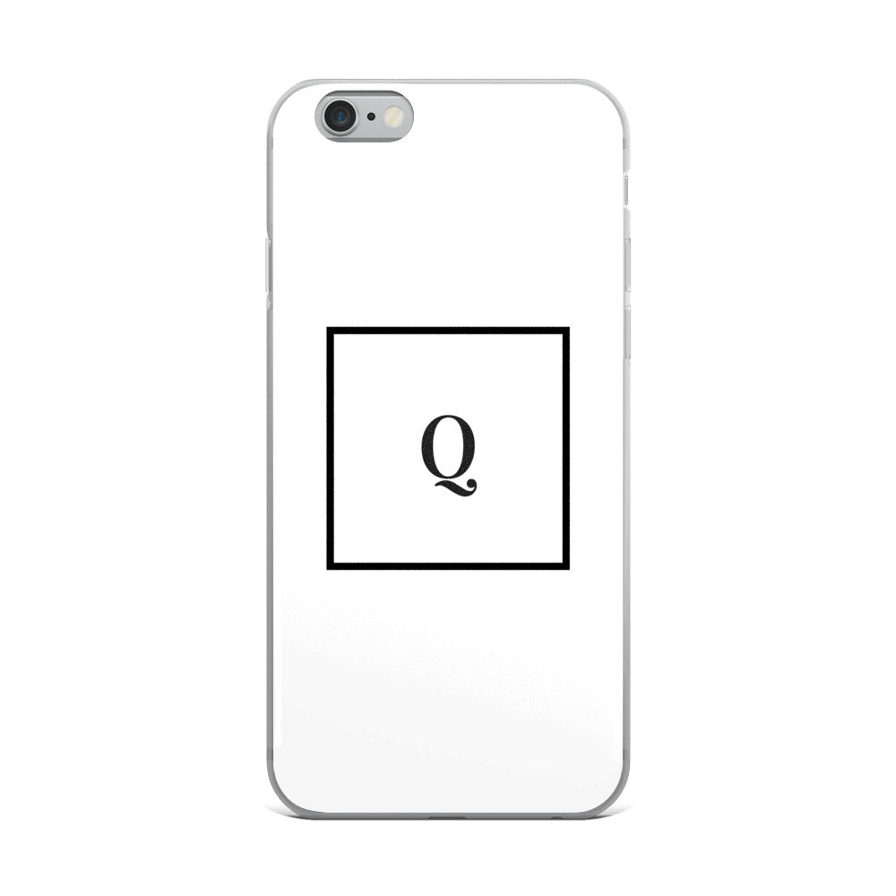 New York Collection Q iPhone case - Pretty Ventura
