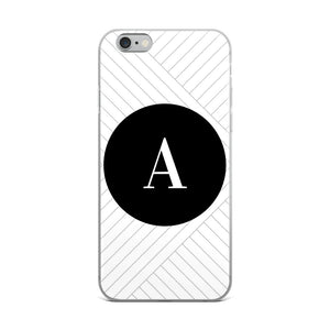 Santorini Collection A iPhone case