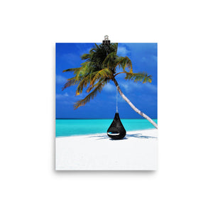 Maldives print - Pretty Ventura