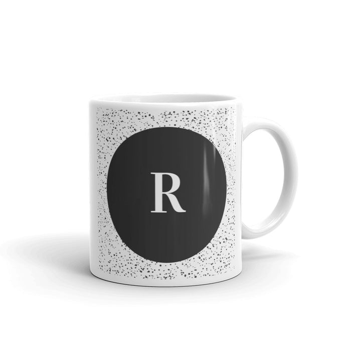 Bahamas Collection R mug - Pretty Ventura
