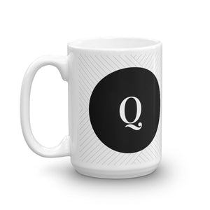 Santorini Collection Q mug - Pretty Ventura