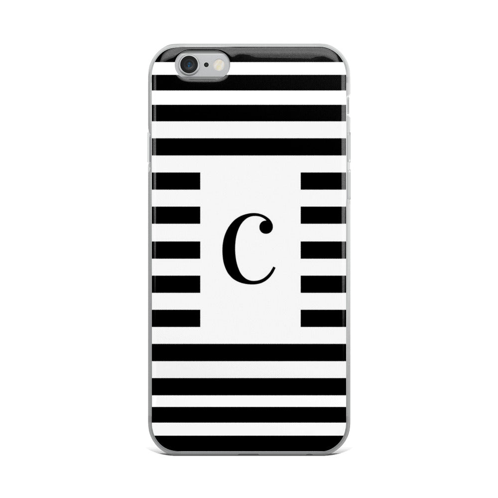 Monaco Collection C iPhone case - Pretty Ventura