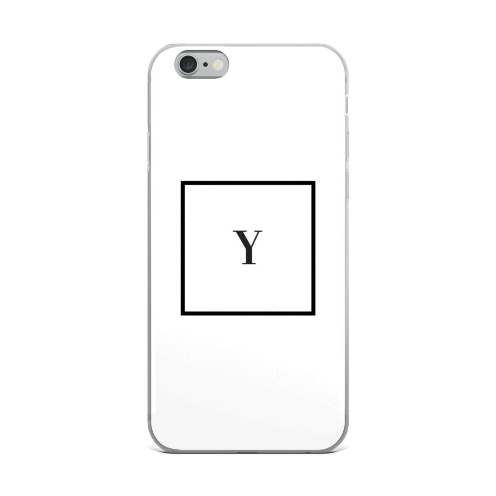 New York Collection Y iPhone case - Pretty Ventura