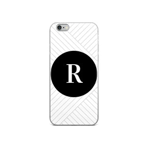Santorini Collection R iPhone case
