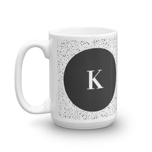 Bahamas Collection K mug - Pretty Ventura