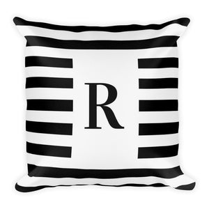 Monaco Collection R cushion - Pretty Ventura