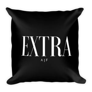 Extra A|F black cushion