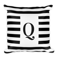 Monaco Collection Q cushion - Pretty Ventura