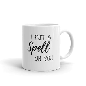 I put a spell on you mug