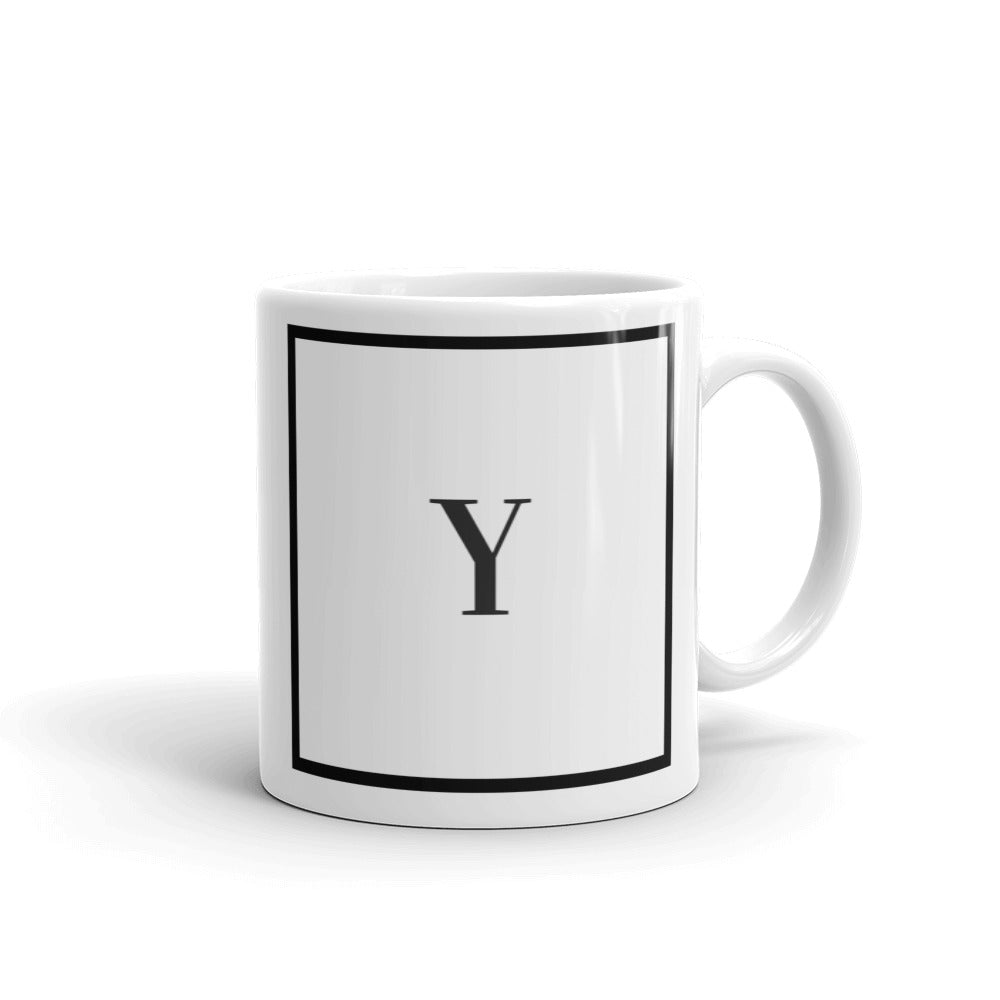 New York Collection Y mug - Pretty Ventura