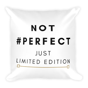 Not perfect just limited edition cushion - Pretty Ventura