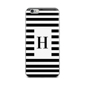 Monaco Collection H iPhone case - Pretty Ventura