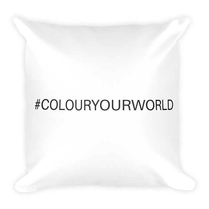 #COLOURYOURWORLD cushion - Pretty Ventura