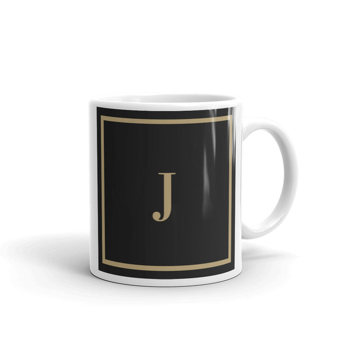 Miami Collection J mug - Pretty Ventura