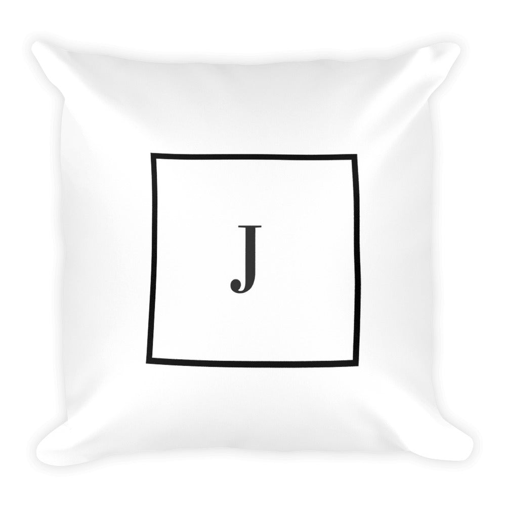 New York Collection J cushion - Pretty Ventura