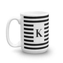 Monaco Collection K mug - Pretty Ventura