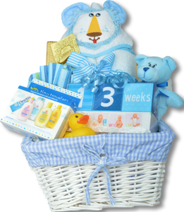 WELCOME MR. SWEET FACE - KS Gift Baskets