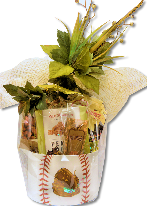 BASEBALL BASKET