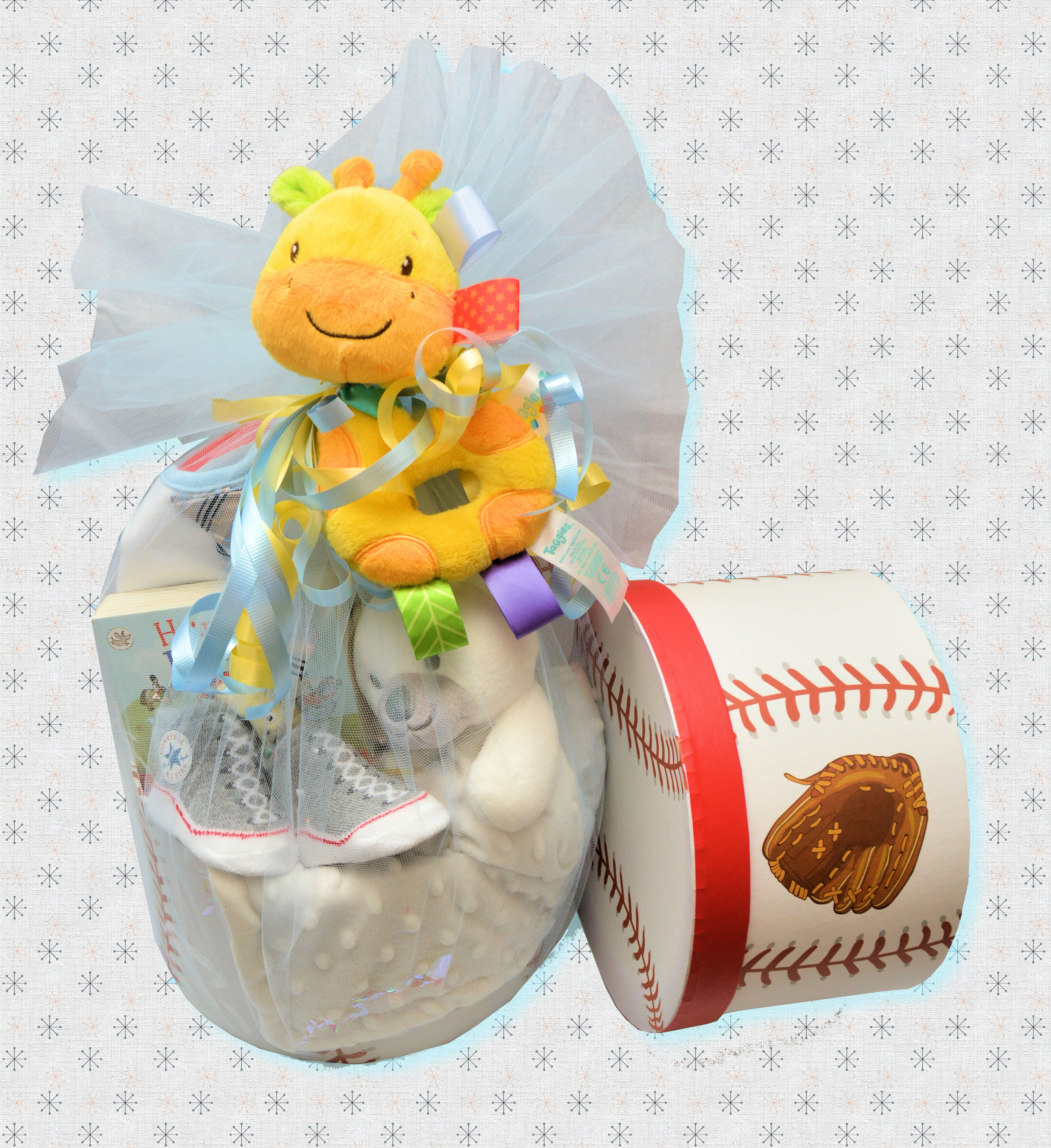 "THE LITTLE SLUGGER ""CUSTOM MADE"" - KS Gift Baskets"