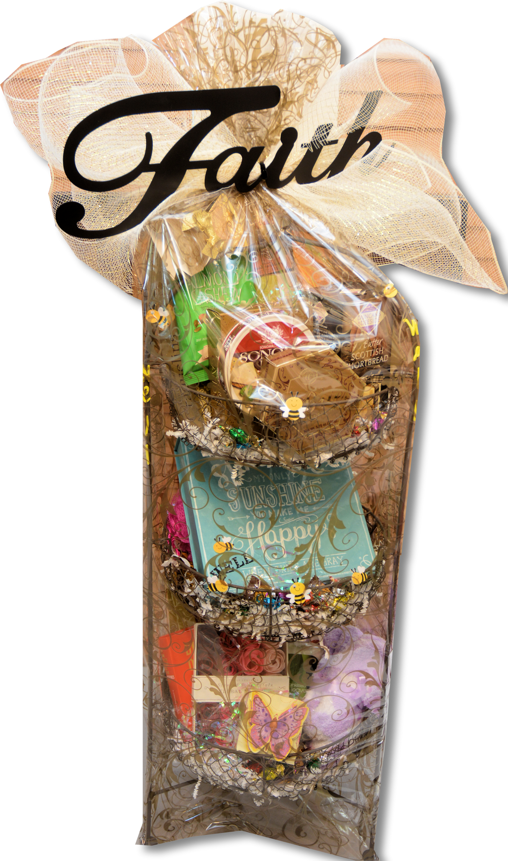"FAITH BASKET ""CUSTOM MADE"" - KS Gift Baskets"