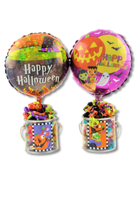 TRICK OR TREAT PAIL - KS Gift Baskets