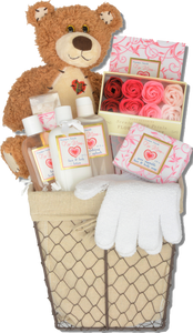 SPA DAY RETREAT FOR MOM - KS Gift Baskets