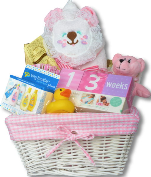 WELCOME MS. SWEET CHEEKS - KS Gift Baskets