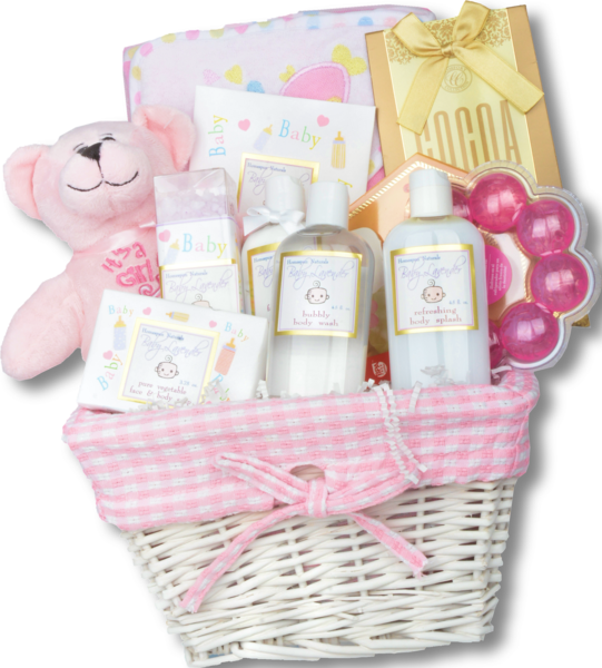 BUNDLE OF GIRL - KS Gift Baskets