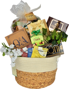 "GIFT TREATS FOR HER ""CUSTOM MADE"" - KS Gift Baskets"