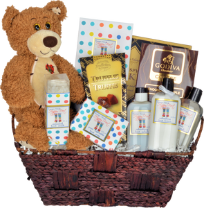 "HAPPY FEET SPA FOR HER ""CUSTOM MADE"" - KS Gift Baskets"