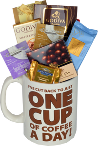 THE JUST ONE CUP - KS Gift Baskets