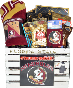 "THE FSU GRAD...""CUSTOM MADE"" - KS Gift Baskets"