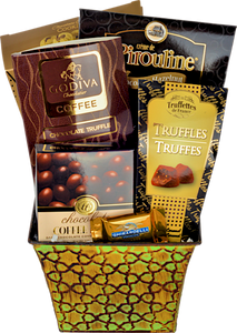 THE CHOCOLATE LOVER - KS Gift Baskets