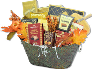 THE FALL READY BASKET - KS Gift Baskets