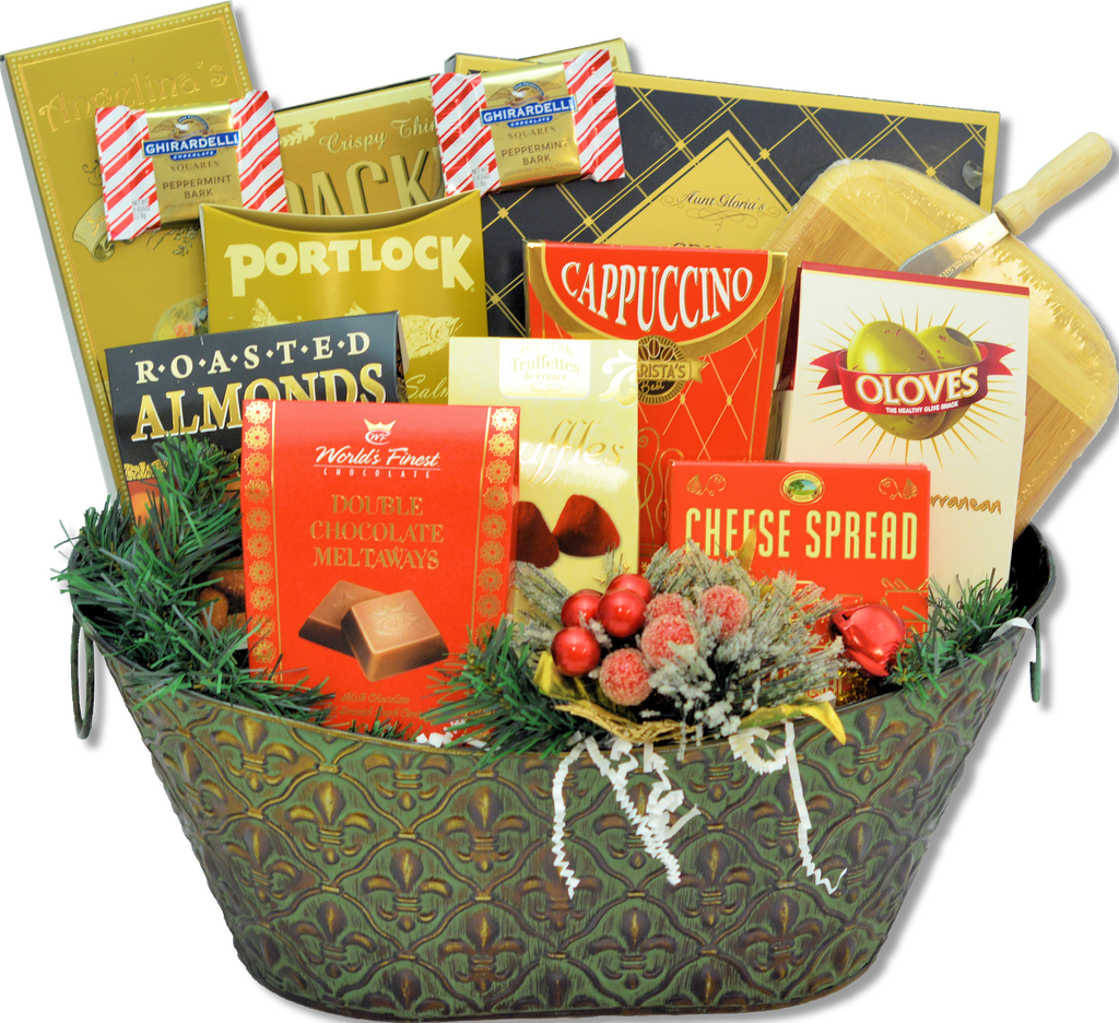 TIS THE SEASON - KS Gift Baskets