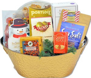 HOLIDAY PARTY PLEASER - KS Gift Baskets