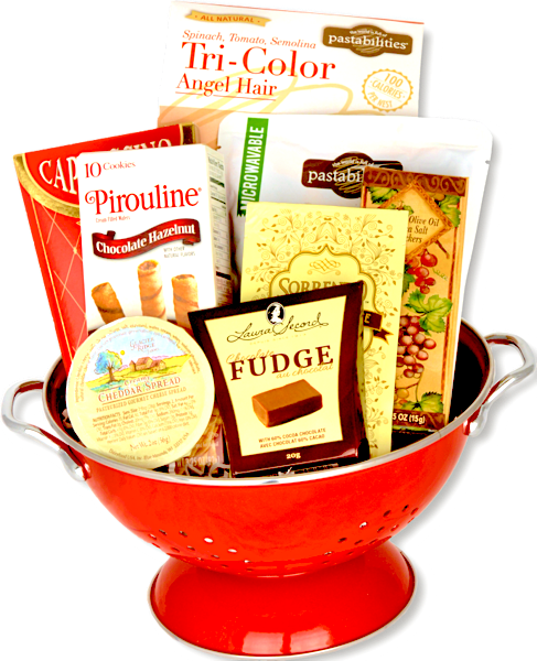 SO MANY PASTABILITIES - KS Gift Baskets