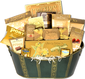 The Scrumptious Classic - KS Gift Baskets