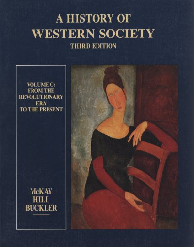 A History of Western Society Vol C
