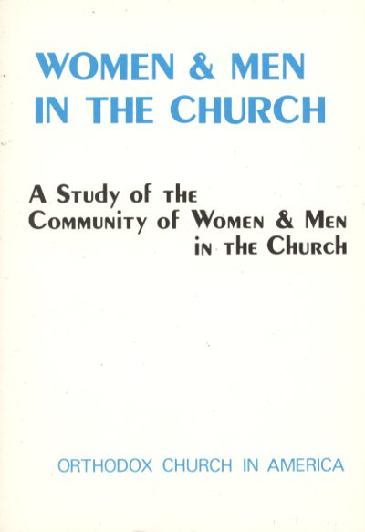 Women & Men in the Church