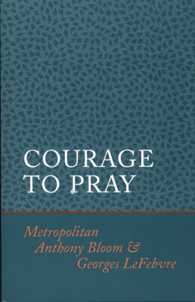 Courage to Pray