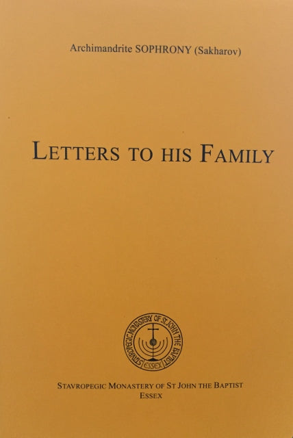 Letters to His Family