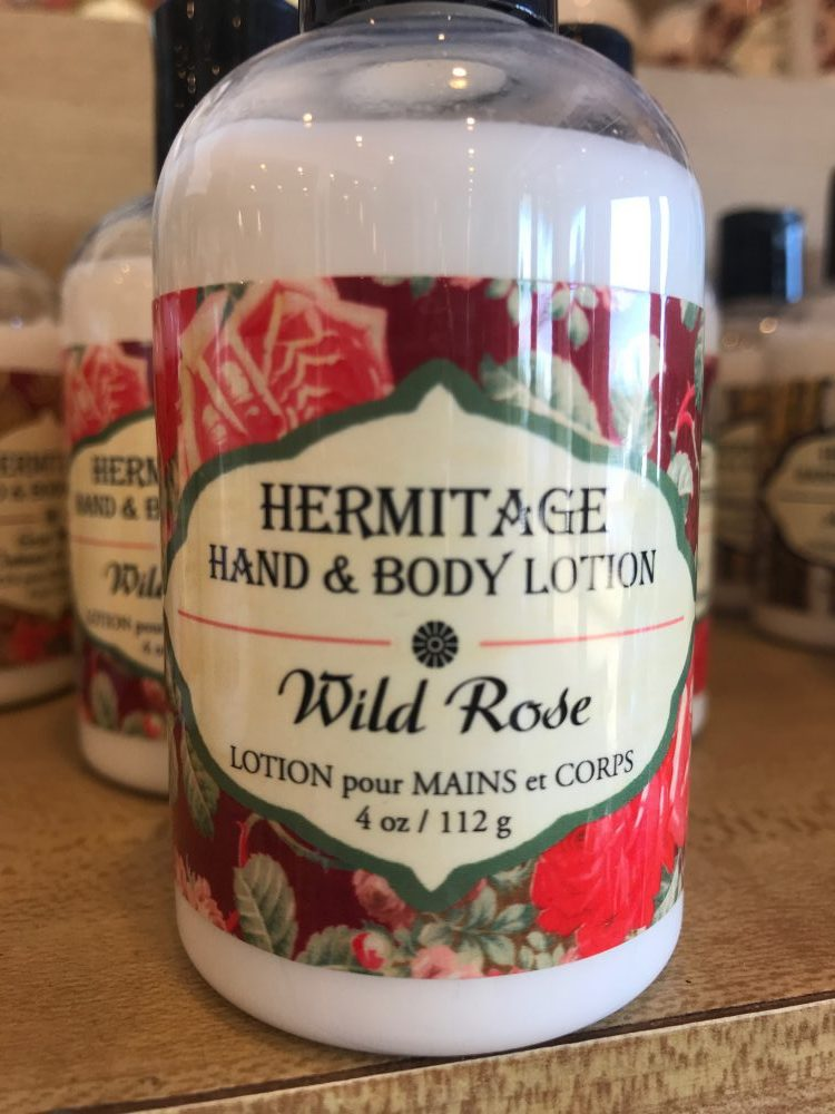 Wild Rose Lotion Small