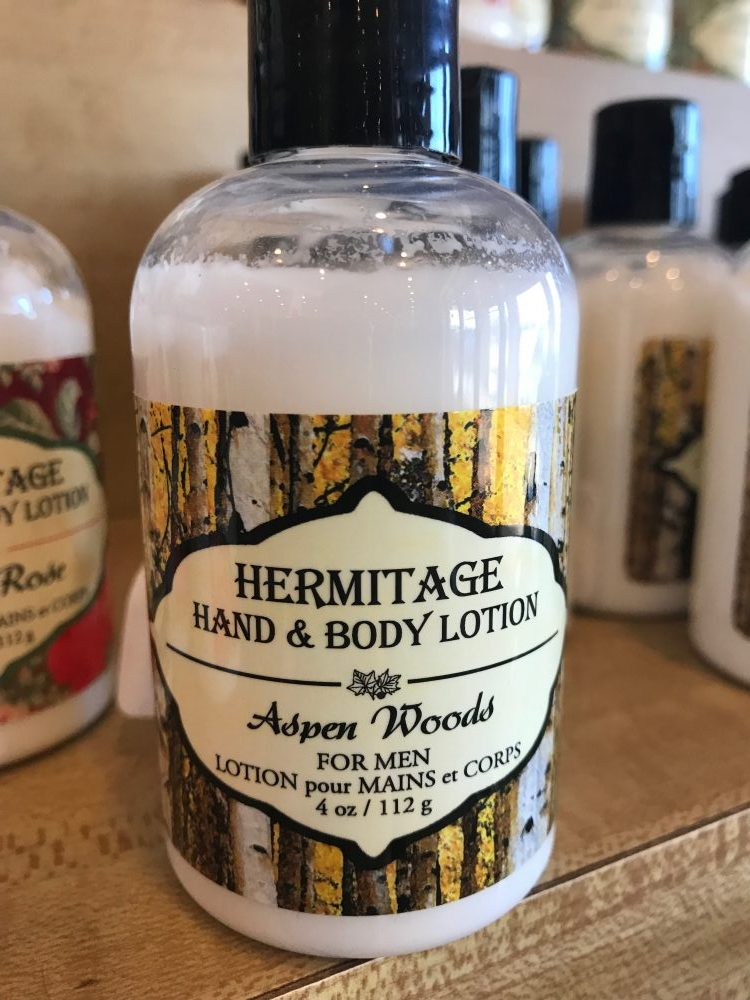 Aspen Woods Lotion - Small