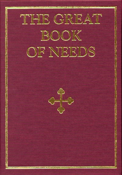 The Great Book of Needs: Volume 2