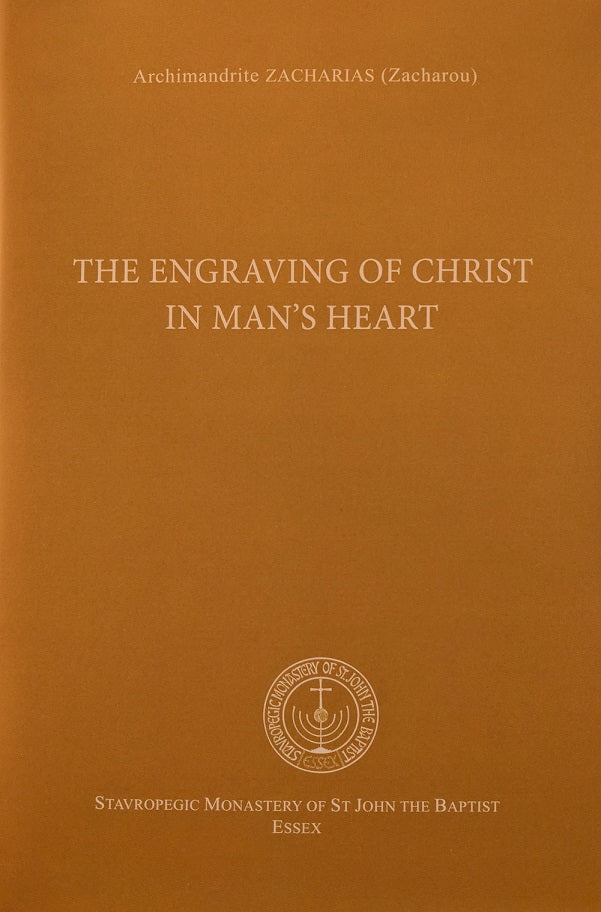 The Engraving of Christ in Man's Heart