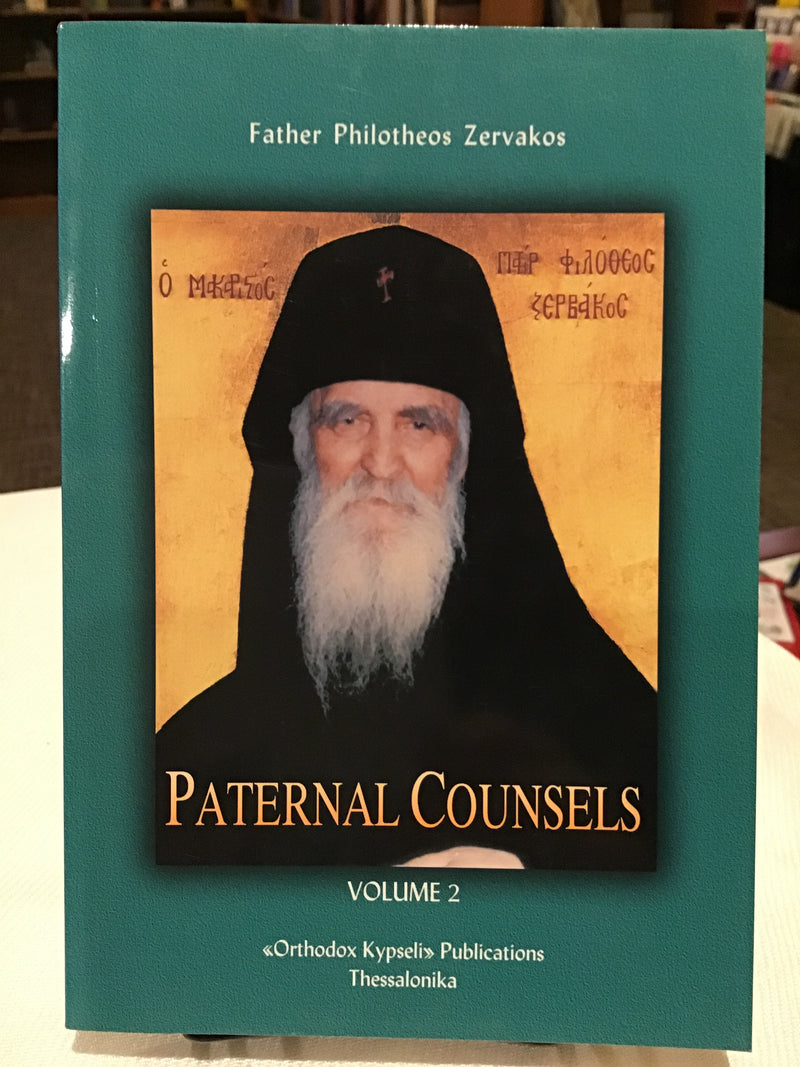 Paternal Counsels Vol. 2