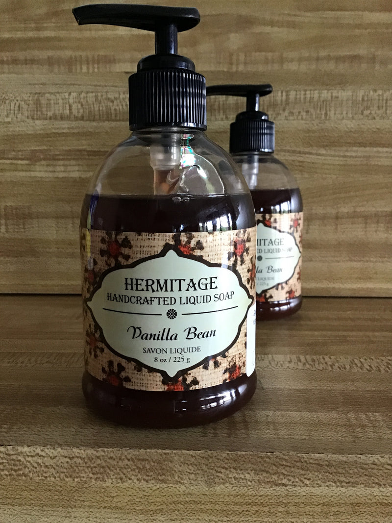 Vanilla Bean Liquid Soap
