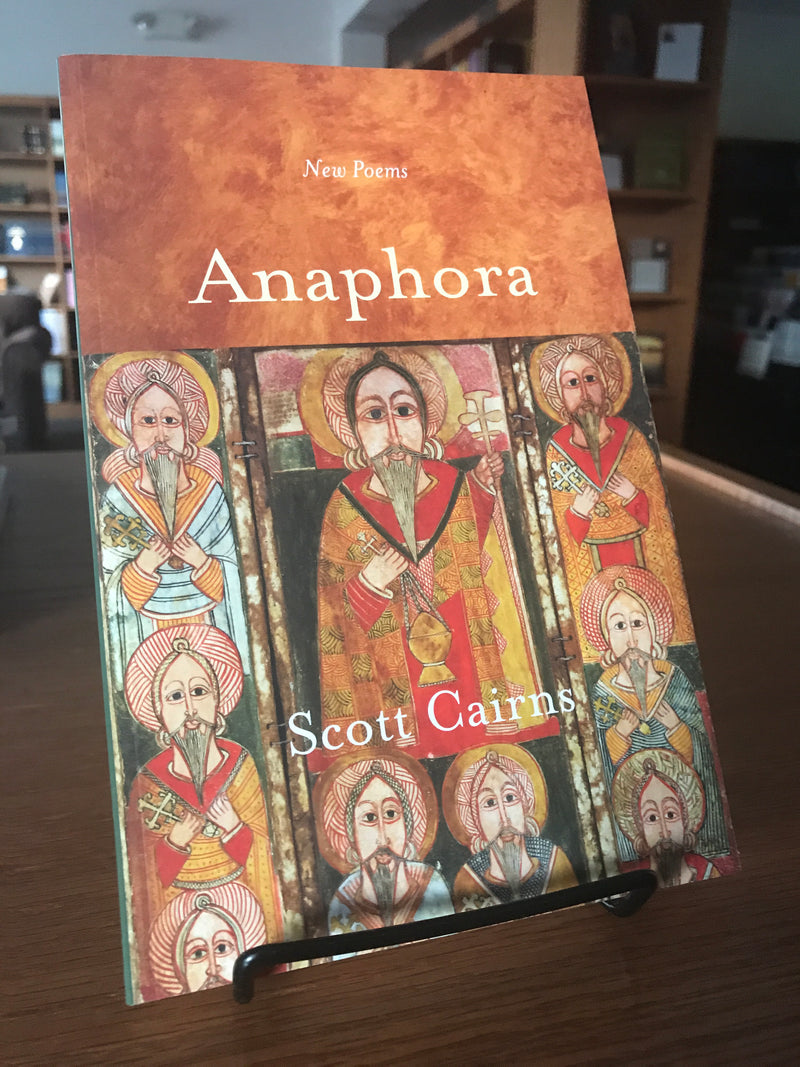 Anaphora New Poems